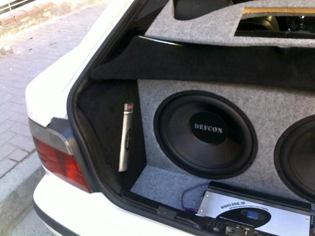 Bmw Oto Müzik Sistemi