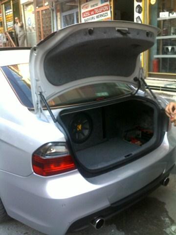 BMW Oto Tuning