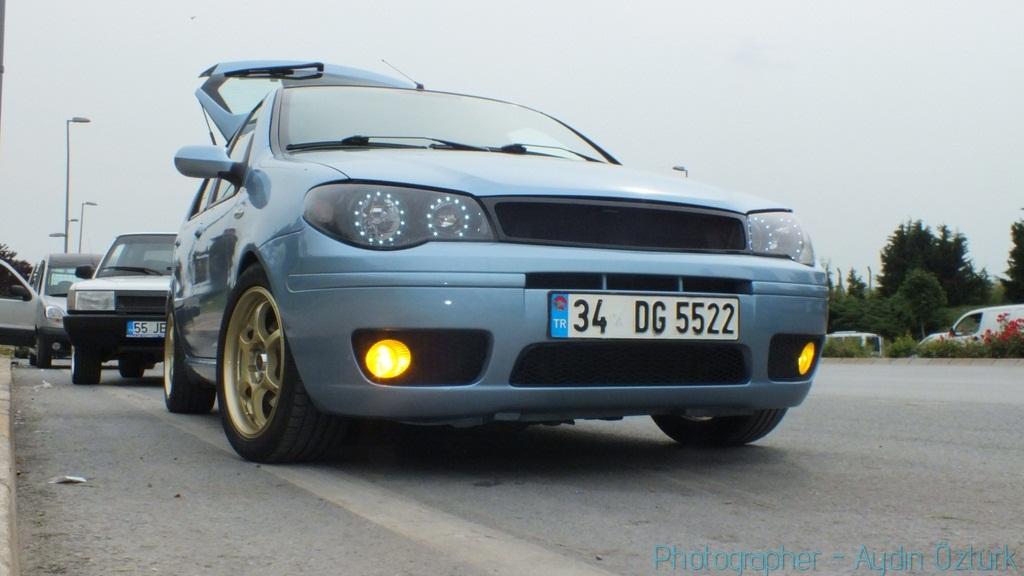 Fiat Palio Ayın Aracı