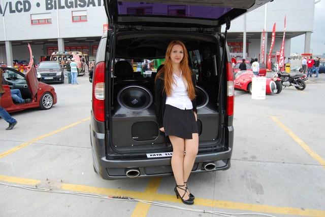 Fiat Doblo Oto Müzik Tesisatı