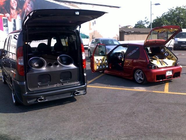 Fiat Doblo Tuning Resim 6