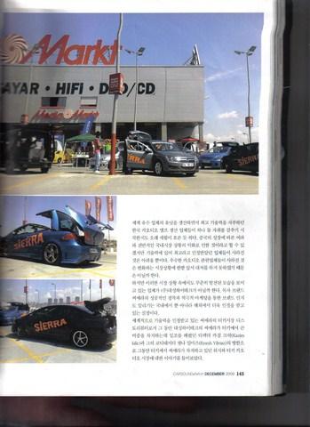 Peugeot Tuning Dergisi 1
