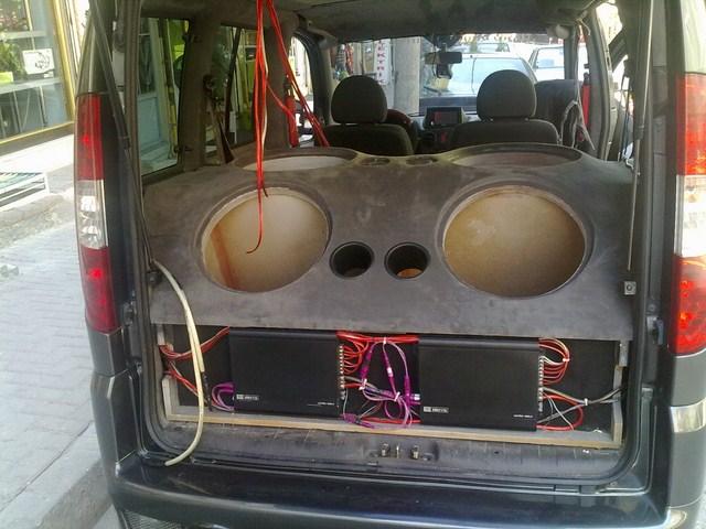 Fiat Doblo Tuning Resim 4