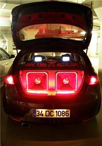 Seat Leon Ses Sistemleri Tesisatı