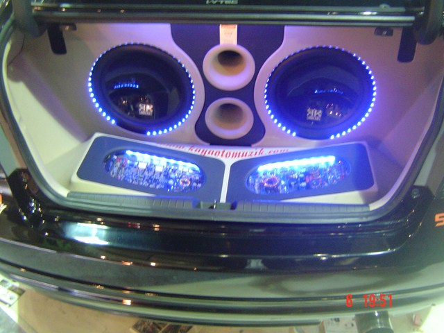 Honda Oto Müzik