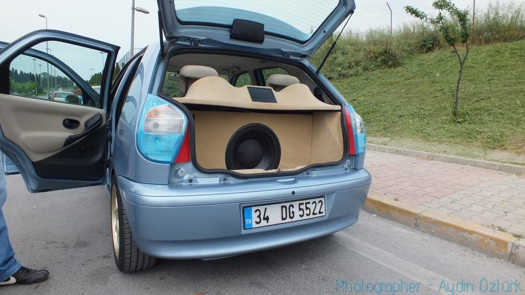Fiat Palio Tesisat