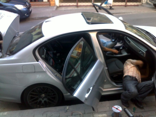 BMW Oto Tuning Sistemi