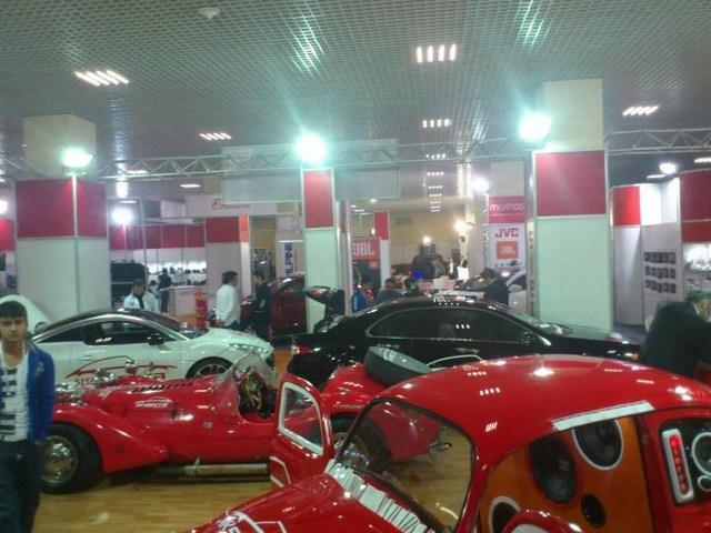 Car Show 2012 CNR