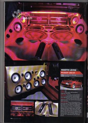 Peugeot Tuning Dergisi 2