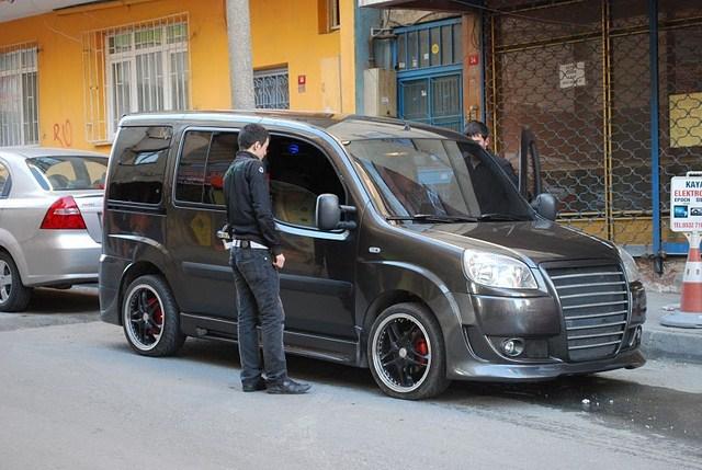 Fiat Doblo Tuning
