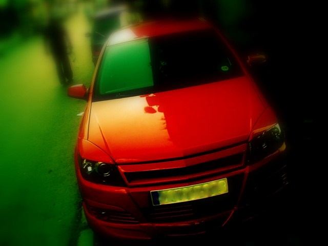 Opel Modifiye