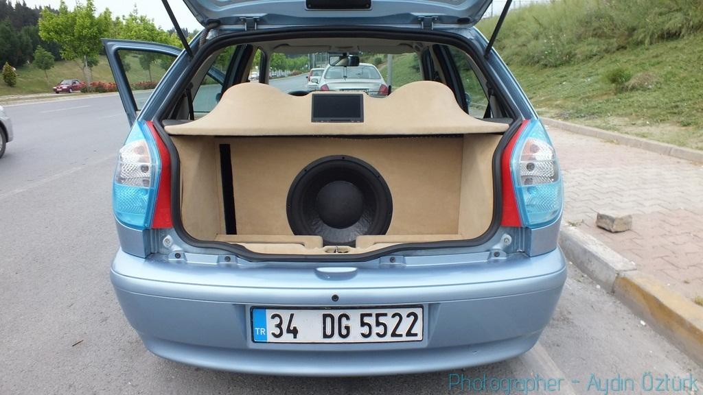 Fiat Palio Oto Müzik Ses Sistemleri